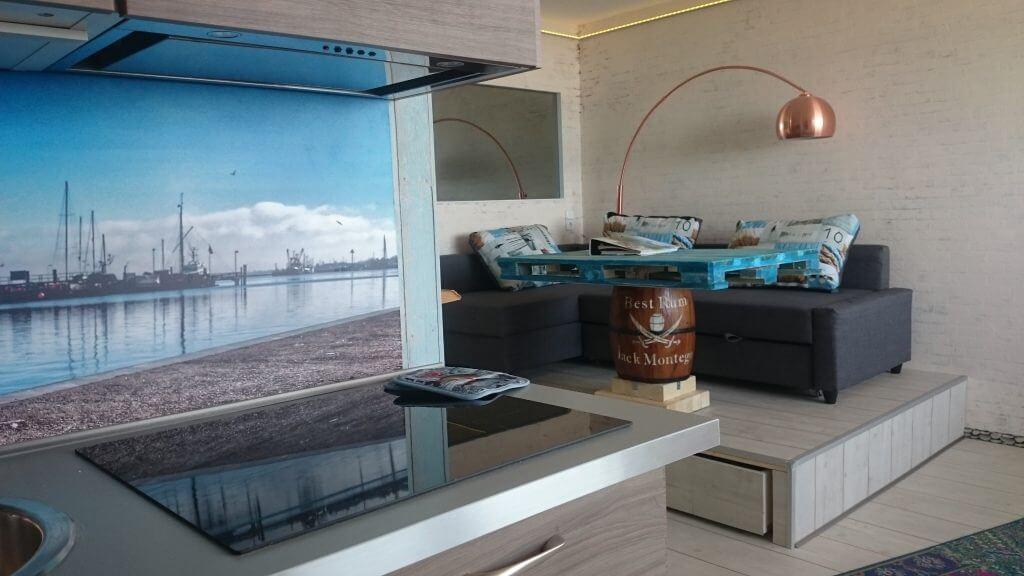 design boutique apartment ostsee sonne meer. Black Bedroom Furniture Sets. Home Design Ideas